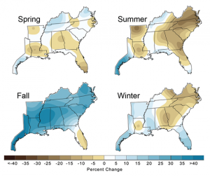 Southeast | Global Climate Change Impacts in the United States 2009 ...