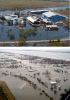 Southeast: Flood in Louisiana